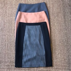 Pencil dress skirts